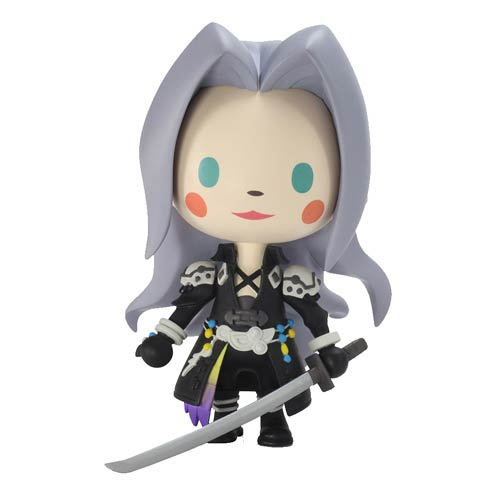 Final Fantasy VII Sephiroth Static Mini Arts Vinyl Figure