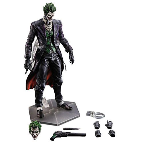 Batman Arkham Origins Joker Play Arts Kai Action Figure