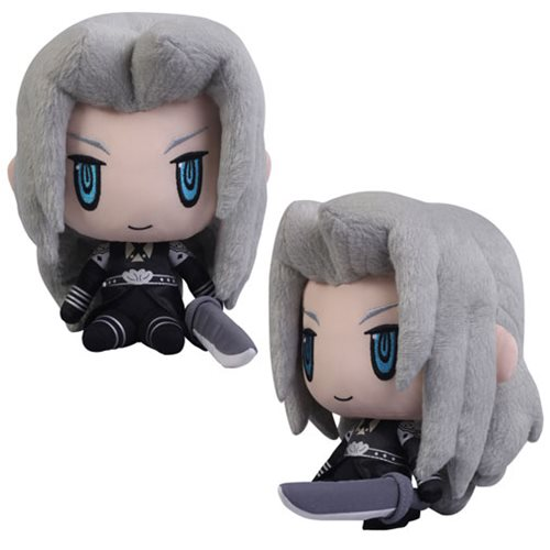 Final Fantasy VII Sephiroth Plush