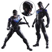 Batman: Arkham Knight Nightwing Play Arts Kai Action Figure
