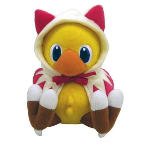 Final Fantasy White Mage Chocobo 2016 Edition Plush