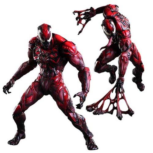 Marvel Universe Venom Variant Play Arts Kai Figure