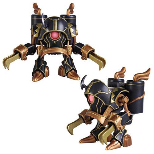 Final Fantasy Magiteck Armor Static Arts Mini Statue