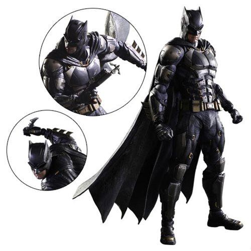 Justice League Batman Tactical Suit Ver. PAK Action Figure
