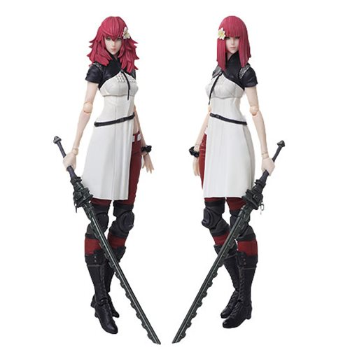 NieR: Automata Devola and Popola Bring Arts Action Figure Set