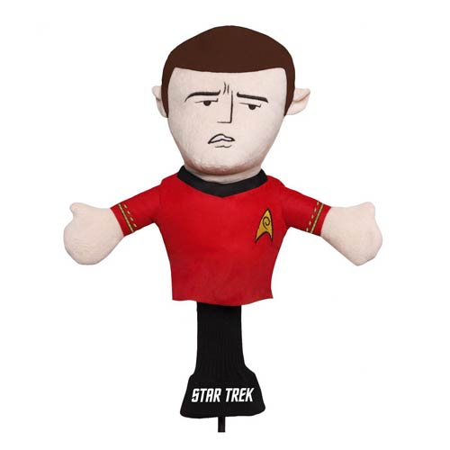 Star Trek Scotty Golf Club Cover