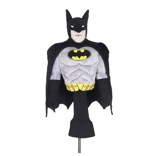 Batman Character Plush Golf Club Cover
