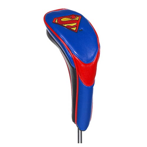 Superman Logo Performance Hybrid Driver Golf Club Cover