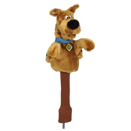Scooby-Doo Character Full Body Plush Golf Club Cover