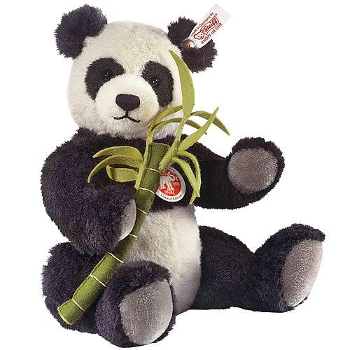 Alpaca Panda 2008 Plush