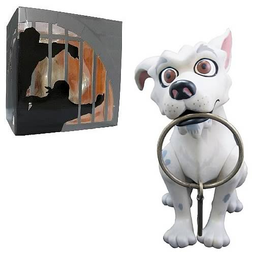 Pirates of the Caribbean Key Dog Vinyl Figure