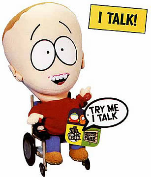 11 inch Timmy Talking Plush