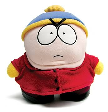 South Park Cartman Talking Plush