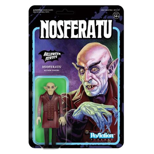 Nosferatu  ReAction Figure