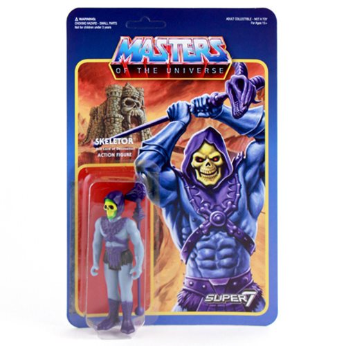 Masters of the Universe Skeletor Action Figure