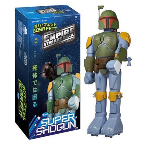 Star Wars Boba Fett Empire Super Shogun Vinyl Figure