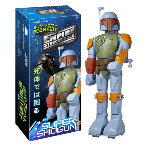 Star Wars Boba Fett Classic Toy Super Shogun Vinyl Figure