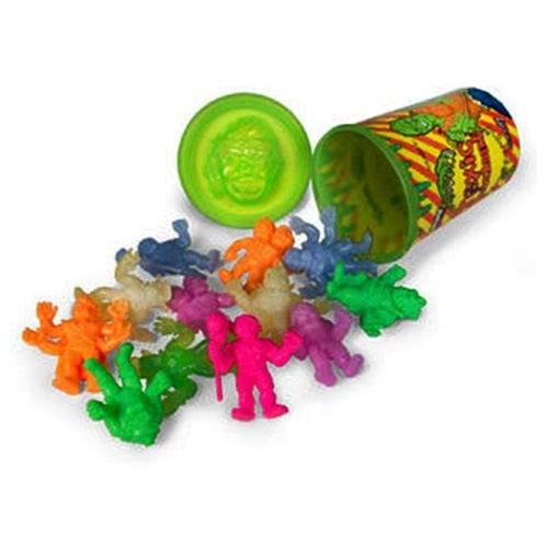 Toxic Crusaders Keshi Surprise Mini-Figures Trash Can Pack