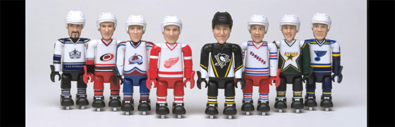 NHL Hockey SMITI Case Ser. 1