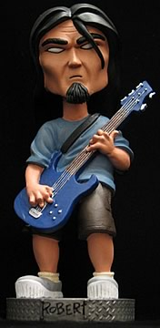 Metallica: Robert Bobble Head
