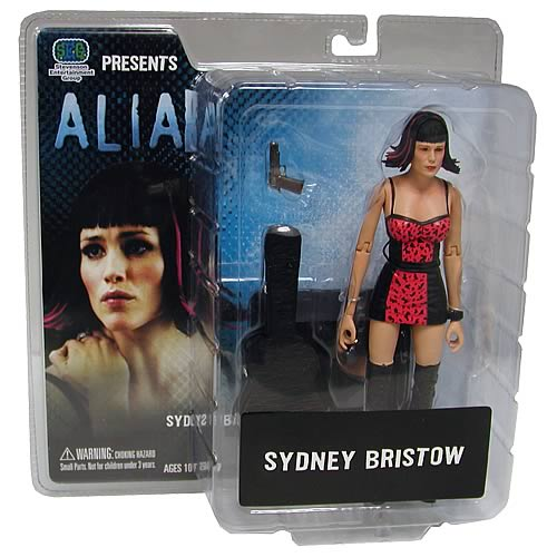Alias Sydney Bristow (Rave) 6-inch Action Figure