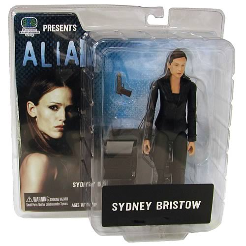 Alias Sydney Bristow (Suit) 6-inch Action Figure