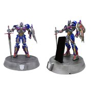 Transformers Last Knight Optimus Prime Phone Stand Statue