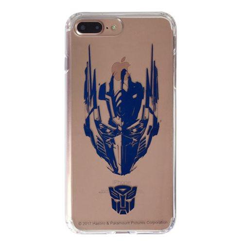 Transformers Optimus Prime Blue Hybrid IPhone 7 Plus Case