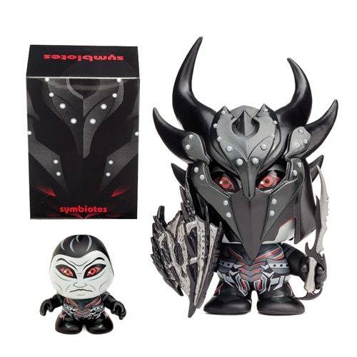 Elder Scrolls Skyrim Dark Elf Daedric Armor Vinyl Figure