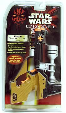 Naboo Defense Game