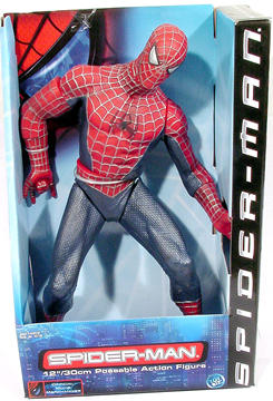 12in. Spider-Man Movie Figures