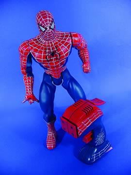 13in. Battle Action Spider-Man