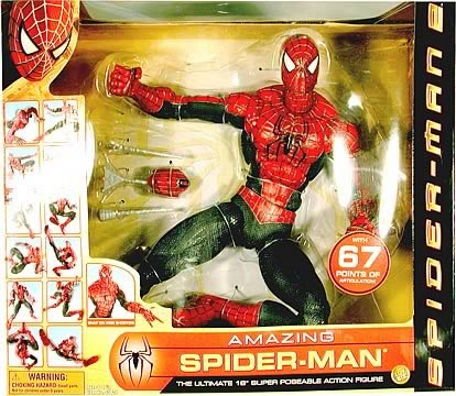 18-inch Amazing Spider-Man