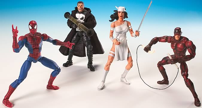 Marvel Urban Legends Gift Pack