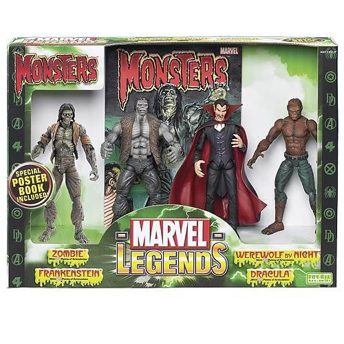 Marvel Legends Monsters Gift Set
