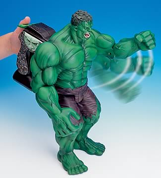 Hulk Battle Action Figure