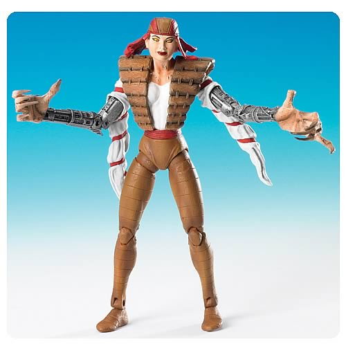 Marvel Legends Series 13 Lady Deathstrike Action Figure