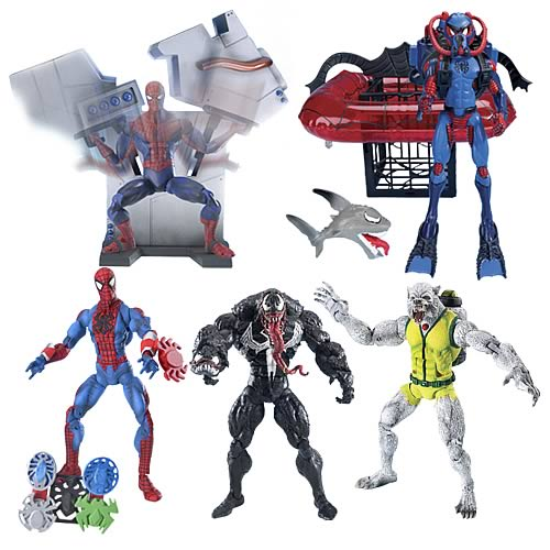 Amazing Spider-Man Figures Series 16