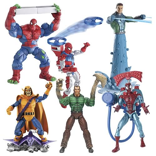 Amazing Spider-Man Figures Series 17