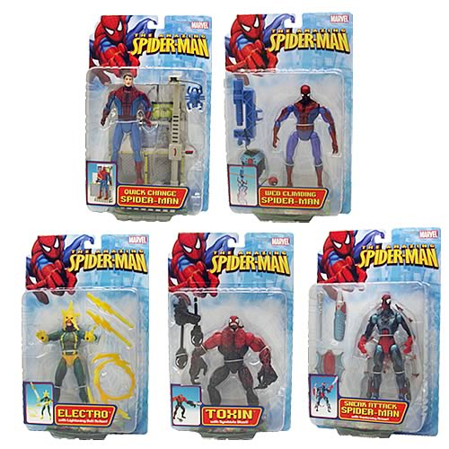 Amazing Spider-Man Figures Series 19