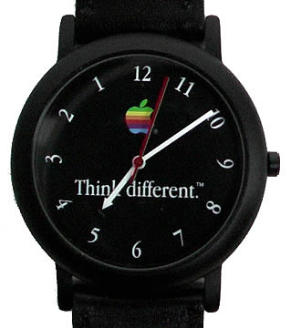 Think Different, Rainbow Apple