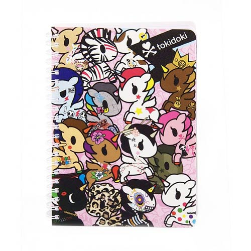 Tokidoki Wire O Notebook