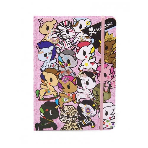Tokidoki Hard Cover Notebook