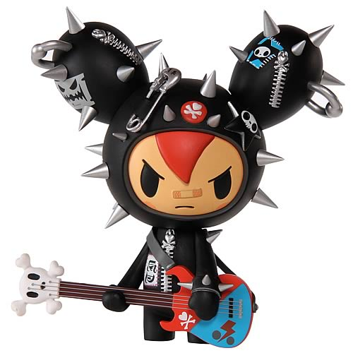 Tokidoki Cactus Rocker Red Vinyl Figure