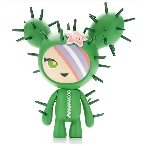 Tokidoki Cactus Friend Sandy Vinyl Figure