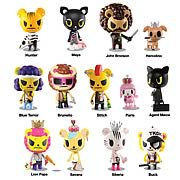Tokidoki Royal Pride Vinyl Figure 4-Pack