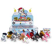 Tokidoki Unicornos Vinyl Figure Series 1 Display Box