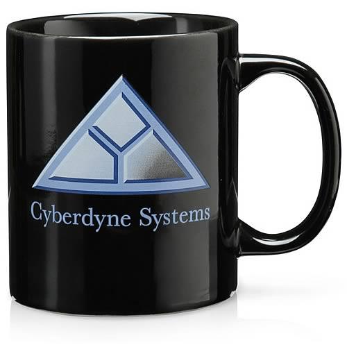 Terminator 2 Cyberdyne Logo Coffee Mug