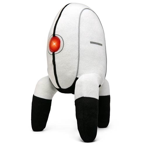 Portal 2 Turret Talking Plush