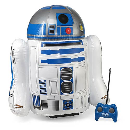 Star Wars R2-D2 Inflatable Remote-Control Droid